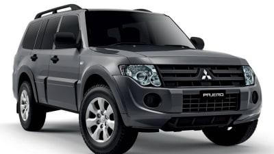 2014 Mitsubishi Pajero Adds 5-Star ANCAP Safety Rating