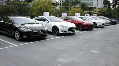 Tesla Sales Up 50 Percent On Last Year For Q1 - Model 3 Orders Boom