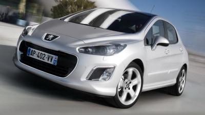 2012 Peugeot 308 Range Revealed Ahead Of Australian International Motor Show Debut