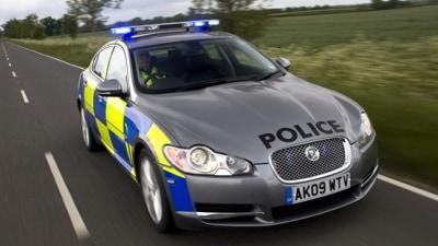 UK Cops Get Jaguar XF Diesel S, Aussie Cops Put In Transfer Requests