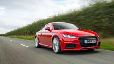 Audi rules out TT diesel for Australia