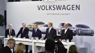 Volkswagen is losing up to $3.6 billion a week, despite shutdown