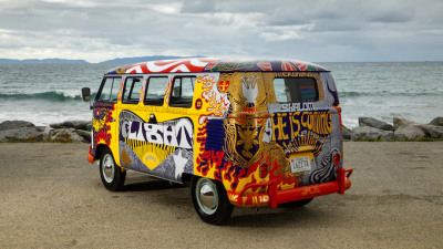Rising from the dead: The original Woodstock VW Lightbus