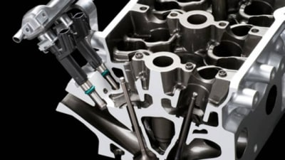 Nissan Introduces Fuel-Saving Dual Injector System