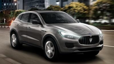 Maserati Levante SUV Due In 2015, Alfieri Coupe Could Follow: Report