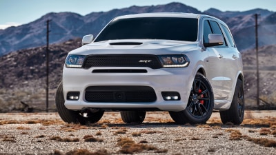 Dodge Drops 6.4-Litre SRT V8 Into Durango SUV