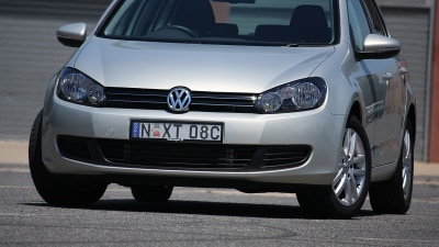2010 Volkswagen Golf 118 TSI Comfortline Road Test Review
