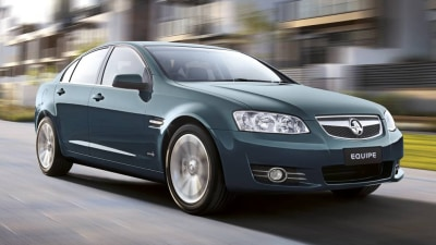 Holden: 2012 Commodore LPG Will Offer More Boot Space