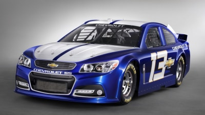 2013 Holden Commodore Previewed By New Chevrolet SS NASCAR Racer