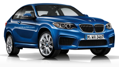 BMW X2 Badge Trademarked, FWD Coupe-style Likely: Report
