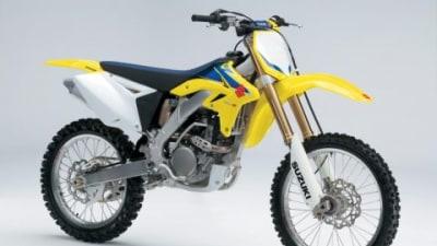 2009 Suzuki RM-Z250 hits Oz