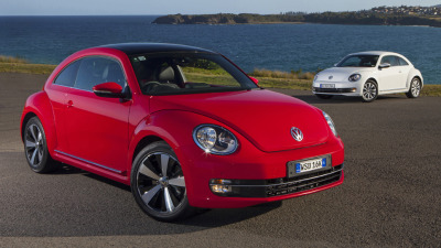 2013 Volkswagen Beetle Launched In Australia, Priced From $29,990