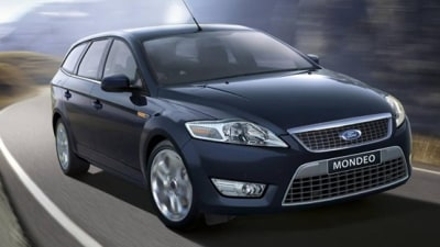 2009 Ford Mondeo MB Range Joined By Wagon Bodystyle And Titanium Model
