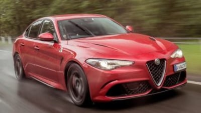 Alfa Romeo's plans to take on German luxury kings