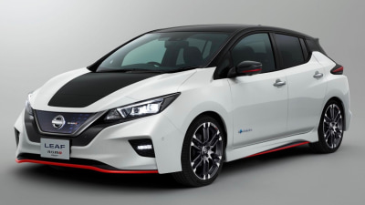 Nissan outlines electric and autonomous future