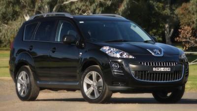 Peugeot 4007 SV Hdi Review