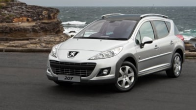 2010 Peugeot 207 Touring Outdoor Launched