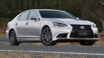Lexus Promises More Emotion In Next LS Flagship: Report