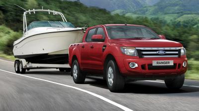 2013 Ford Ranger Adds XLS Grade To Australian Line-up