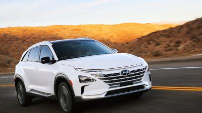 Hyundai's Nexo Previews Fuel Cell Future