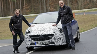 Opel Corsa OPC Teased Ahead Of Geneva Unveiling: Video