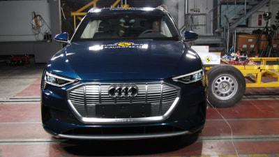 Audi e-tron, Renault Clio, Volkswagen T-Cross shine in Euro NCAP testing
