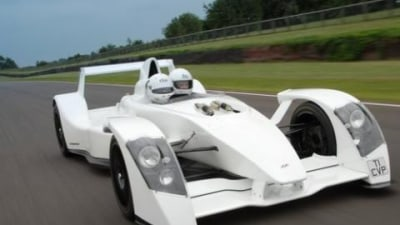 2007 Caparo T1 destroys Top Gear test track lap record