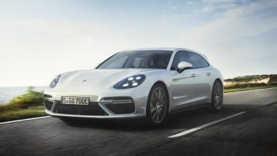 Porsche Adds Panamera Sport Turismo S E-Hybrid To Australian Lineup