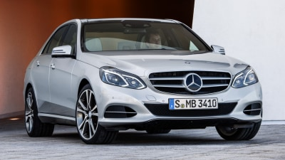 2013 Mercedes-Benz E-Class Set For Mid-year Australian Debut