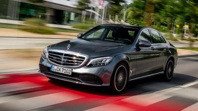2018 Mercedes-Benz C200 hybrid review