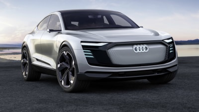 Audi e-tron Sportback – Next-Gen Electric Concept Unveiled In China