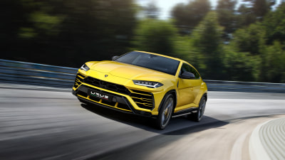 Lamborghini Urus to be a 'cash cow'