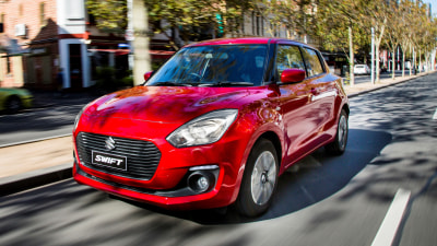 Suzuki Swift 2018 range review