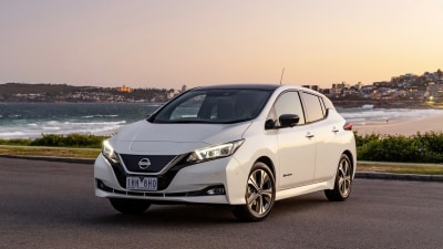 Nissan charging towards electric future