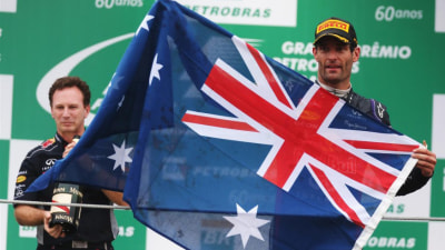 A Tribute: Australian Mark Webber And 12 Years Of Formula 1 Racing