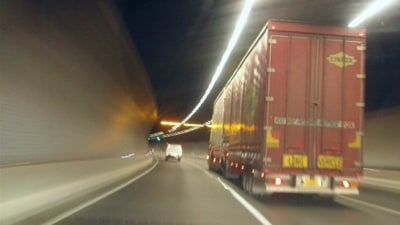 VicRoads Targeting Heavy Vehicle Speeding
