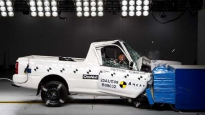 Proton Jumbuck, Great Wall Utes Perform Poorly In ANCAP Crash Safety Tests