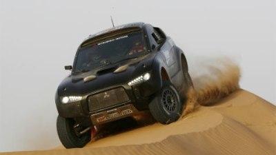 Mitsubishi Turbo-Diesel 'Racing Lancer' to Debut in Portugal