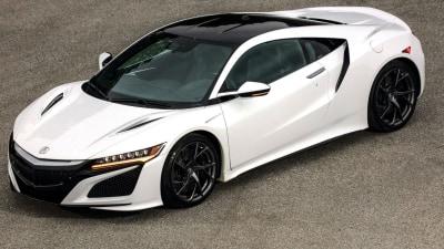 2016 Honda NSX - Preview Drive - Honda's Seismic Shock Supercar