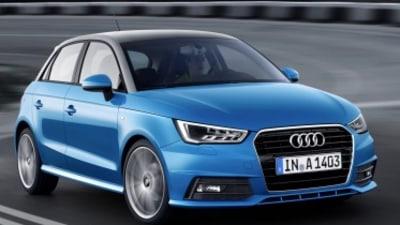 Audi updates its Mini rival