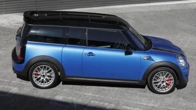 MINI Prepping Panel Van Show Car For Geneva: Report