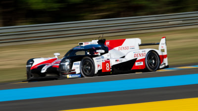 Toyota to join new hypercar endurance racing class, produce road-going version