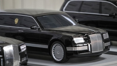 Project Cortege: Putin's Russian-Designed And Built Limousine
