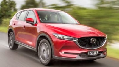 2017 Mazda CX-5 Akera diesel she says, he says review