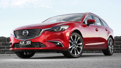 2017 Mazda6 GT Wagon Review | Just When You Thought Wagons Were Out Of Style...