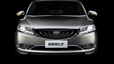 Geely GC9 Revealed: Former Volvo Design Boss Pens New Sedan