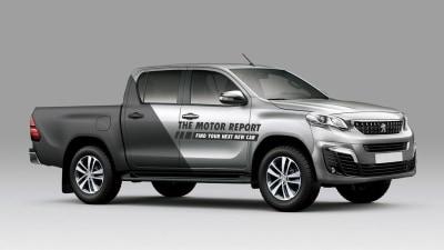 PSA Peugeot Citroen | New Ute, New Identity On The Way