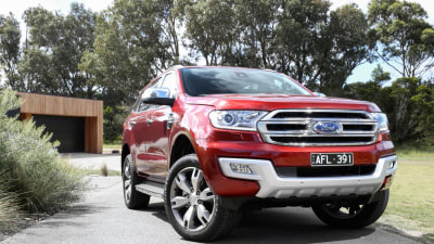 2017 Ford Everest Range To Get 2WD Trend Variant, But Territory Replacement Still TBA