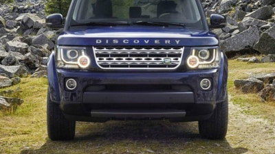 2014 Land Rover Discovery: March Arrival For V6-Only Disco