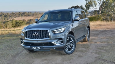 Infiniti QX80 2018 new car review